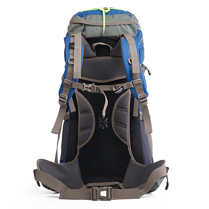 Amazon.com : Maleroads Mountain-Climbing Backpack, Waterproof Large Capacity 60L Rucksacks Hiking Backpack Internal Frame Backpack for Travel Climbing ...