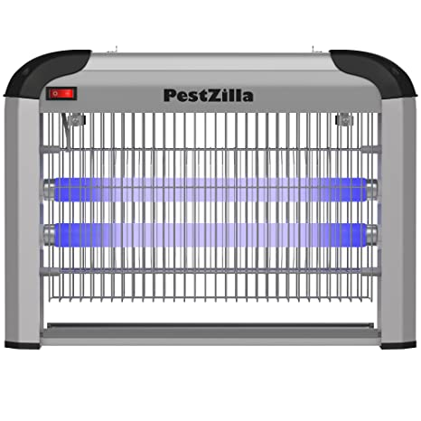 Amazon PestZilla Robust UV Electronic Bug Zapper Fly Zapper