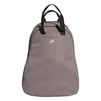 adidas Unisex s LG Backpack, Carbon Haze Coral Reflective Silver, 34 x 23 caa4a31e0d
