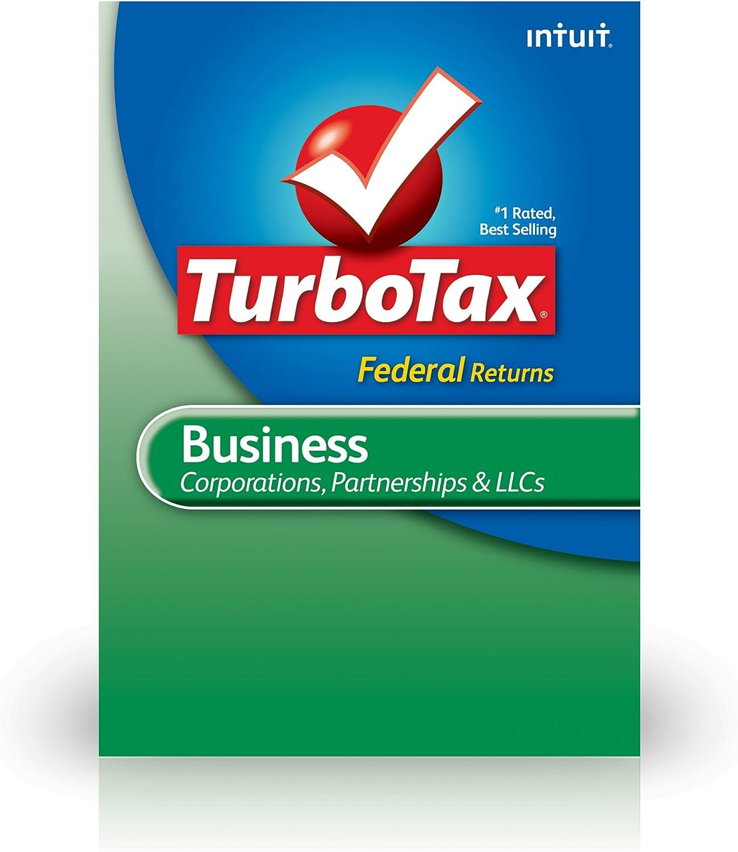 [Old Version] TurboTax Business Federal + efile 2009 [Download]