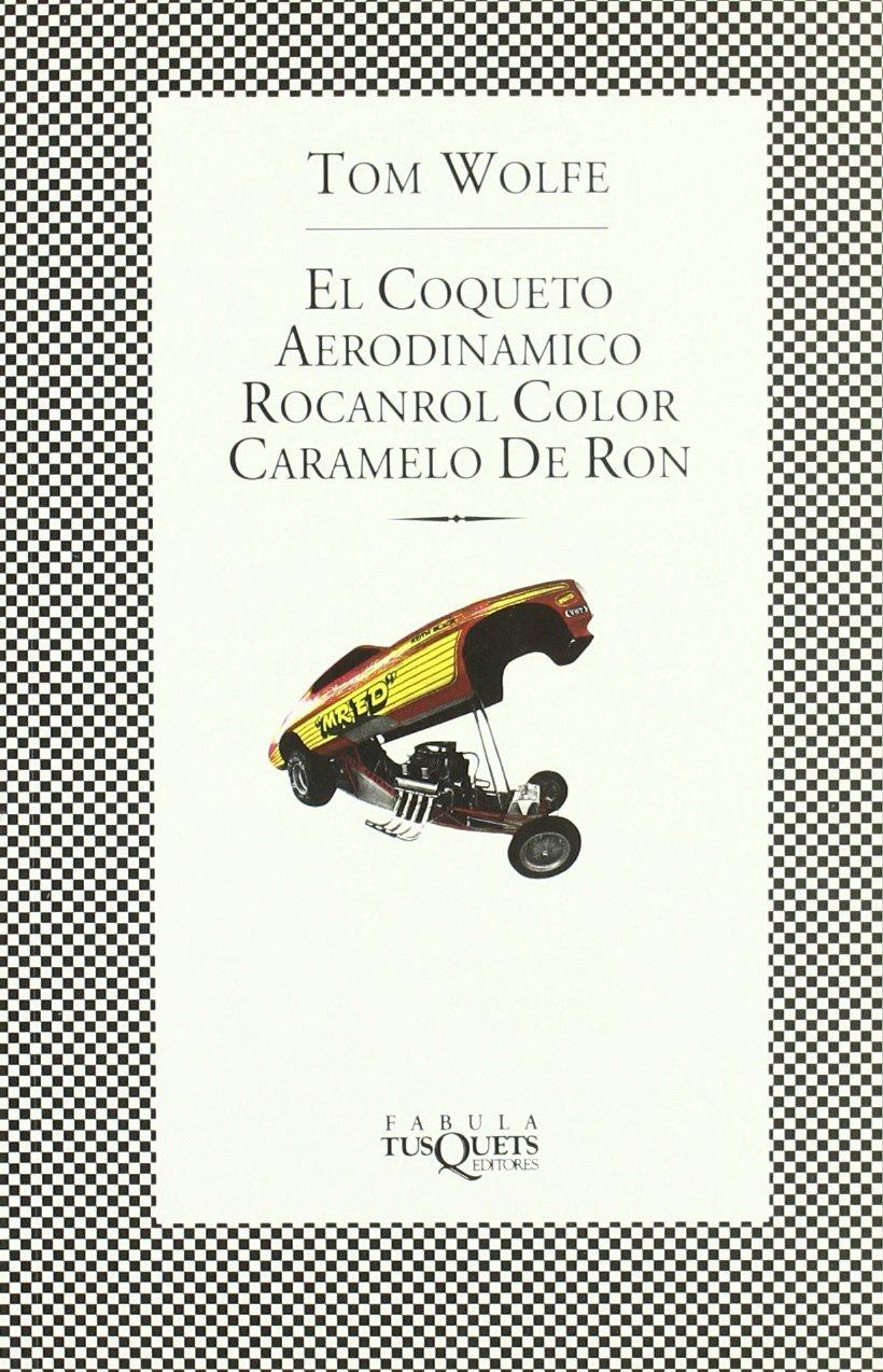 El coqueto aerodinámico rocanrol color caramelo de ron ...