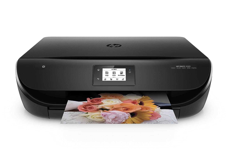 HP ENVY 4524 Inyección de tinta térmica A4 Wifi Negro: Amazon.es ...
