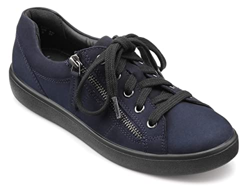 9d29406d57d80 Hotter Women's Chase Extra Wide Lace up Shoes
