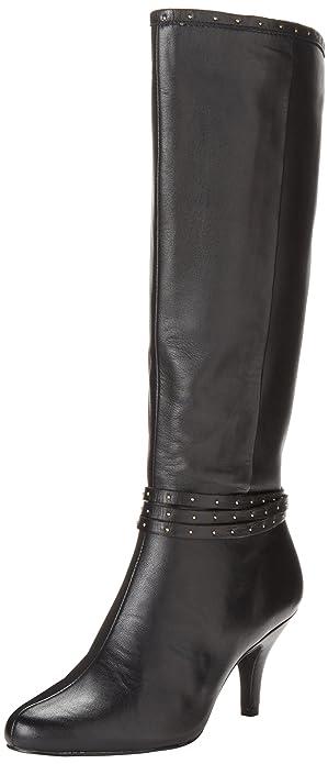 fb0b39db5a5 Bandolino Women's Mixie Leather Boot