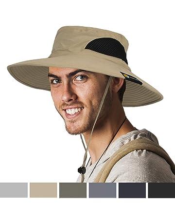 9a97d2d28e8 SUN CUBE Premium Boonie Hat with Wide Brim
