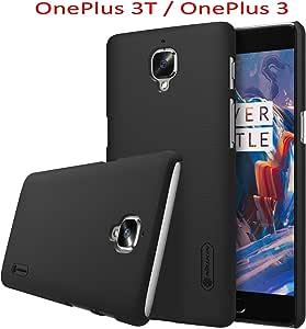 SMTR cubierta Slim Armor PC Funda + Protector de pantalla para OnePlus 3 Smartphone,(negro): Amazon.es: Electrónica