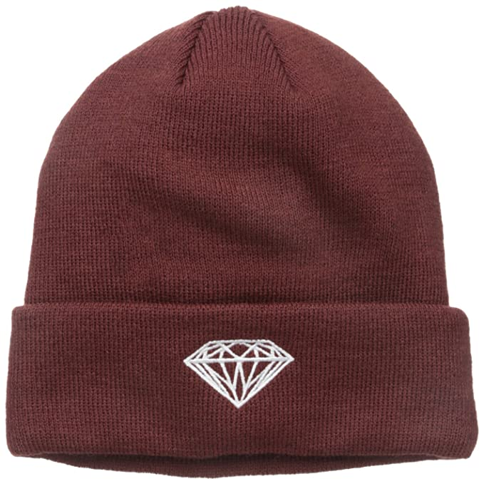 cfe950f82e3 Amazon.com  Diamond Supply Co. Men s Brilliant Beanie