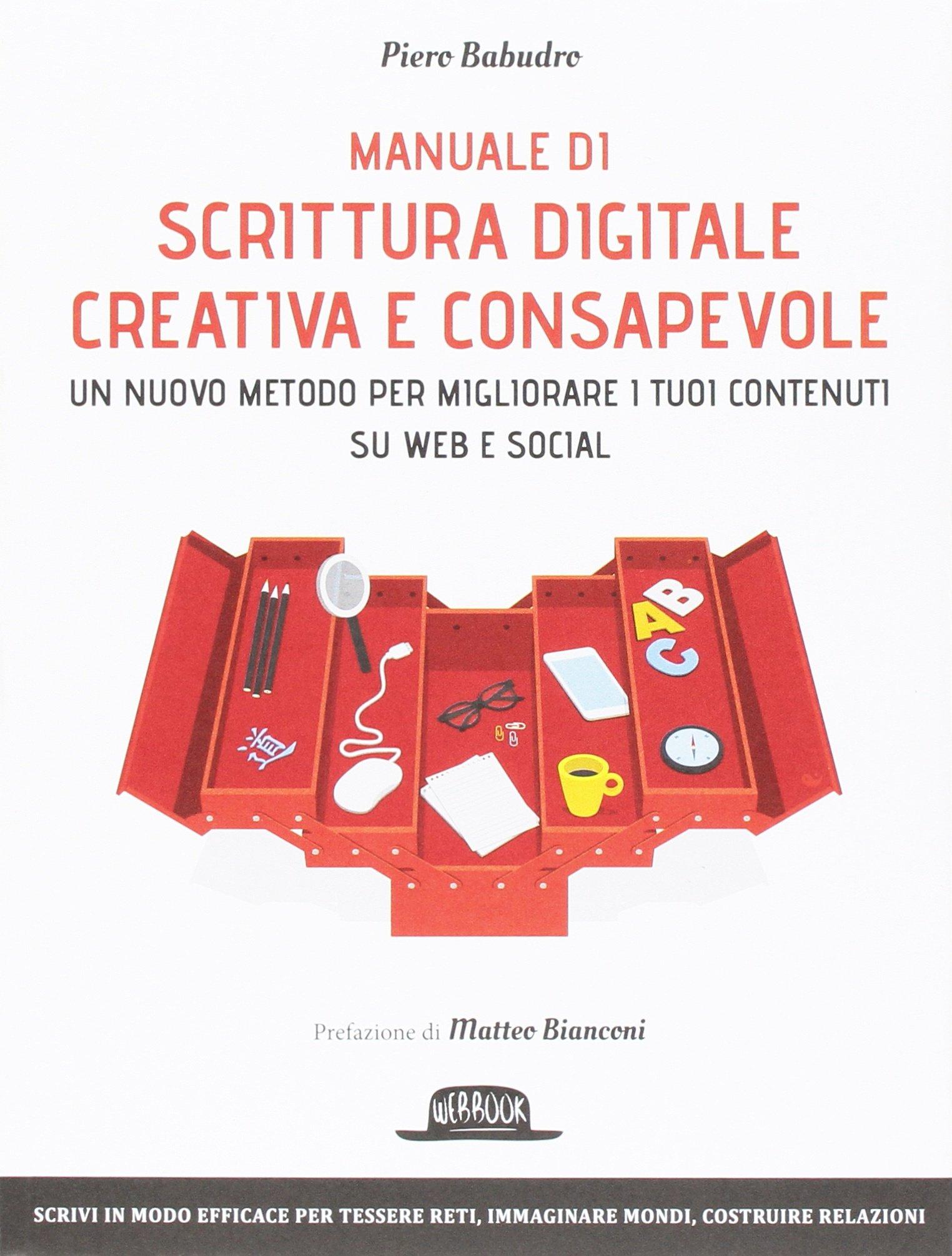 Conosciuto Amazon.it: Manuale di scrittura digitale creativa e consapevole  EH57