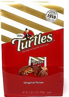 product image for Demet's Turtles Original, Pecans~Chocolate~Caramel, 17.5-Ounce