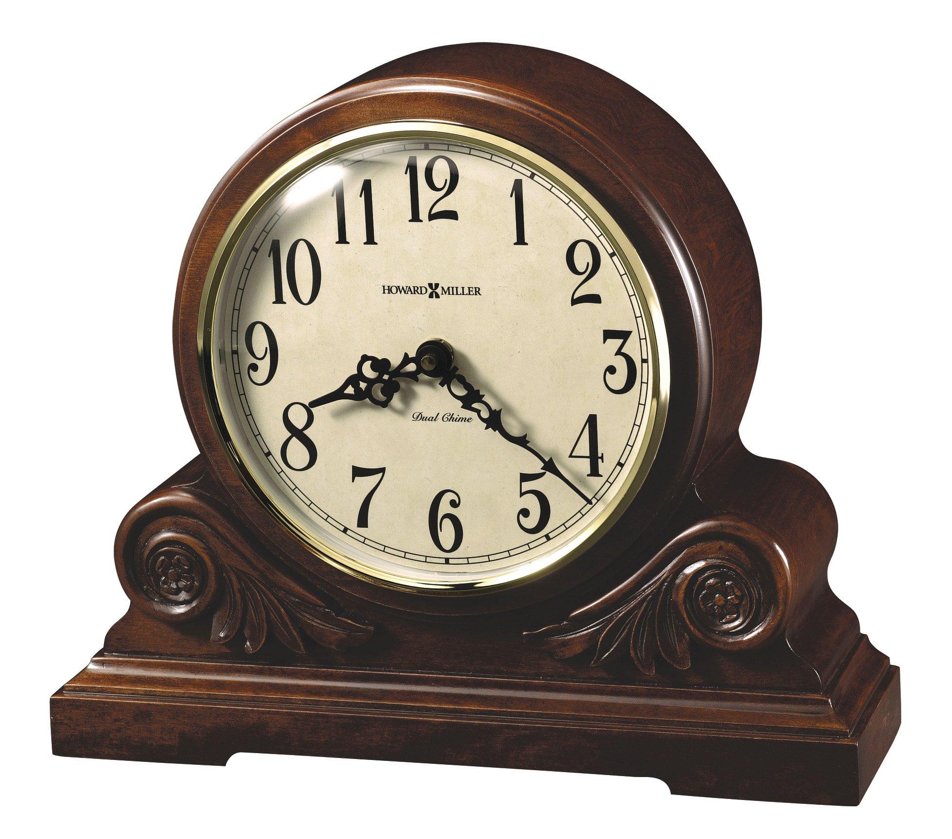 Howard Miller 635-138 Desiree Mantel Clock by Howard Miller