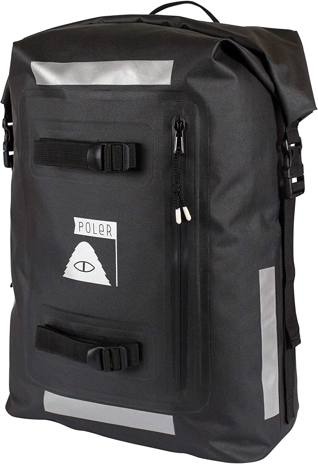 BLACK One Size Poler Unisex-Adults High /& Dry Rolltop-blk