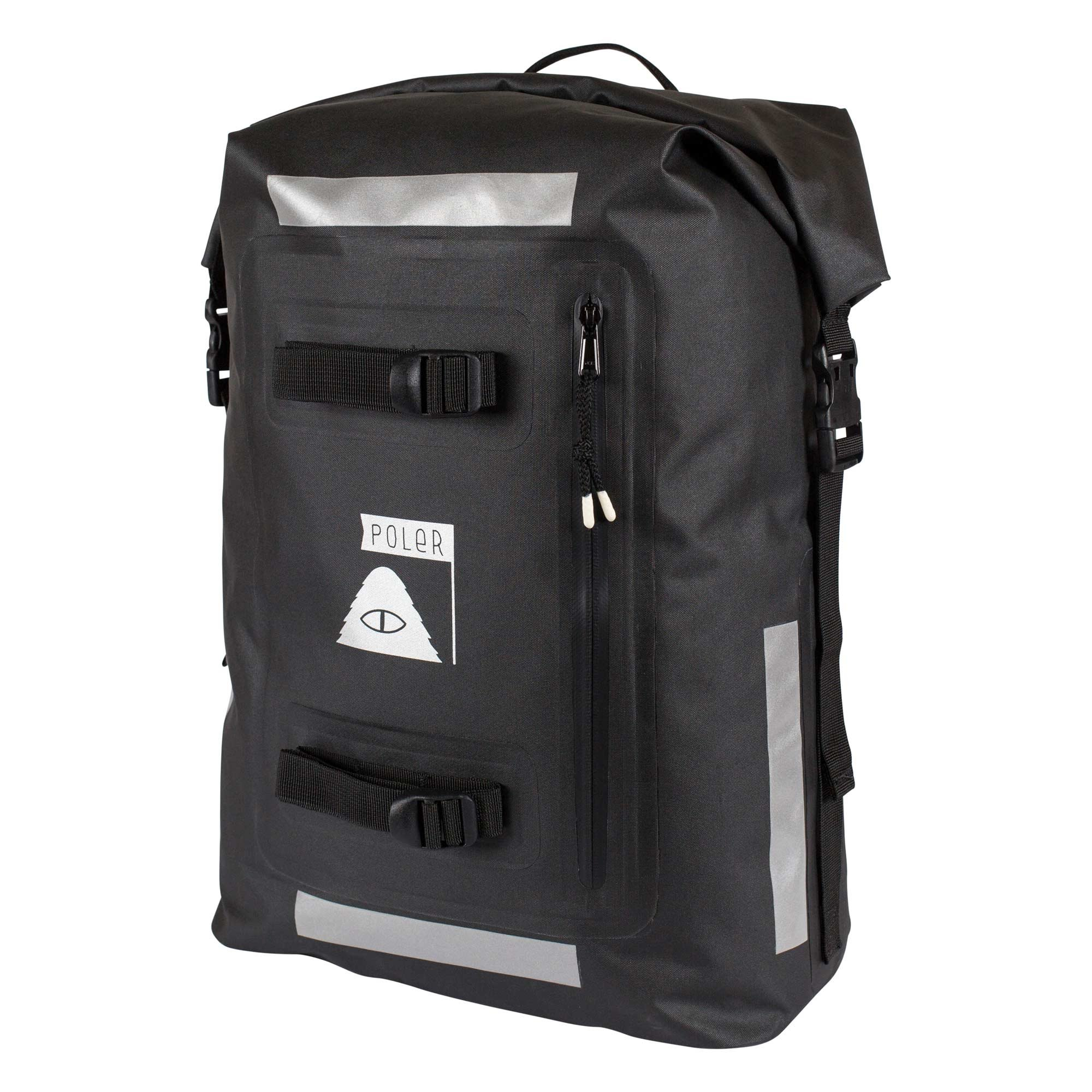 Poler High & Dry Rolltop-blk Accessory, BLACK, ONE