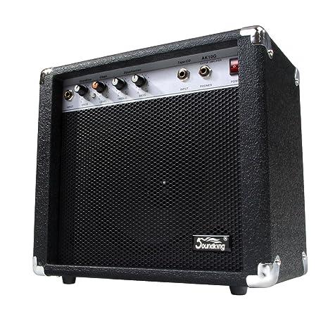 Soundking AK10G - Amplificador guitarra eléctrica, con distorsión: Amazon.es: Instrumentos musicales