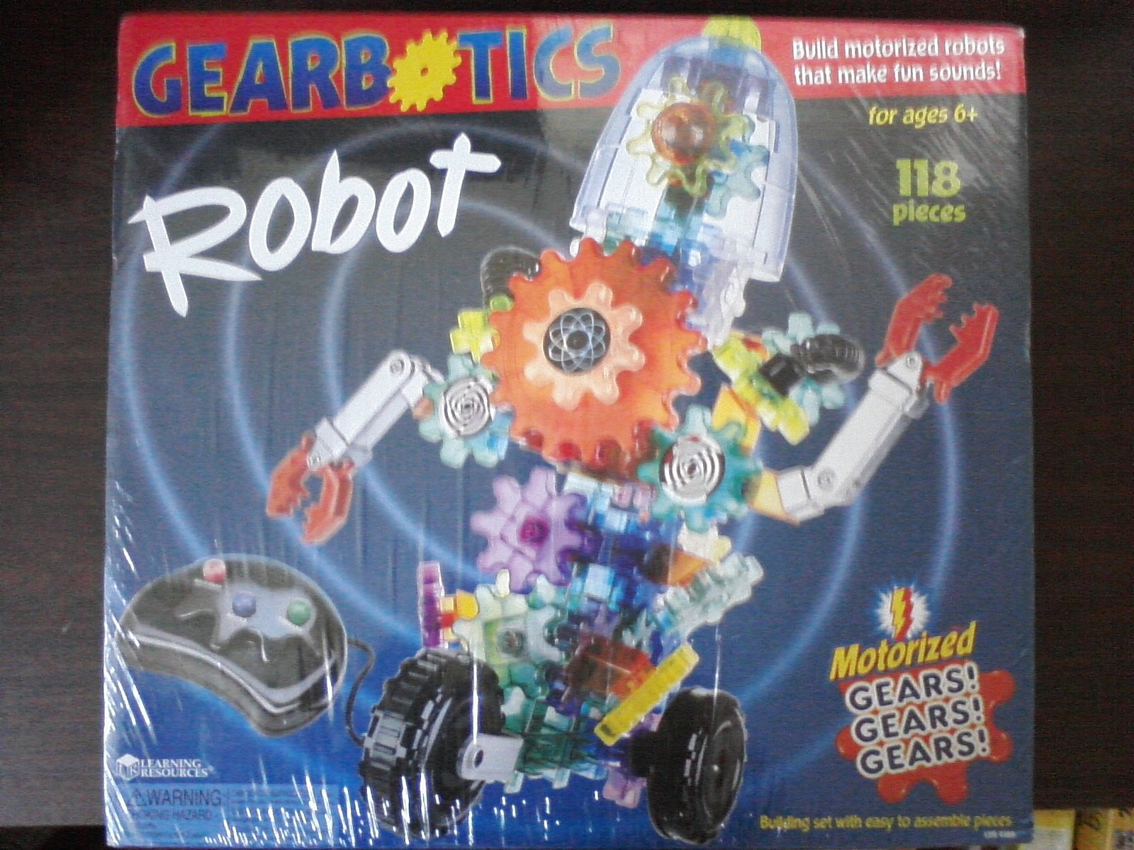 Gearbotics Robot Kit