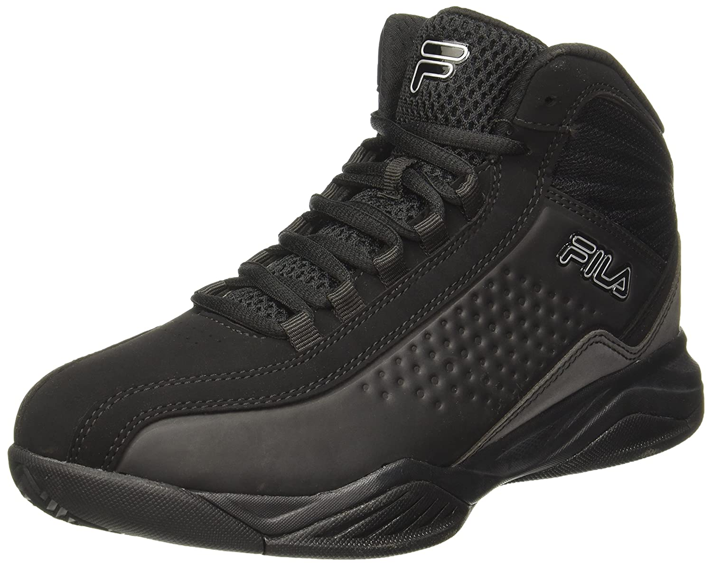 Metallic Silver Basketball Shoes