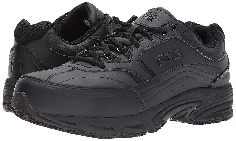 d113303c2b1bb Amazon.com  Fila Men s Memory Workshift Slip Resistant Steel Toe Work Shoes  Hiking  Shoes