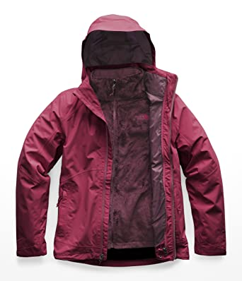 919bb919867f The North Face Women s Osito Triclimate Jacket - Rumba Red   Rumba ...
