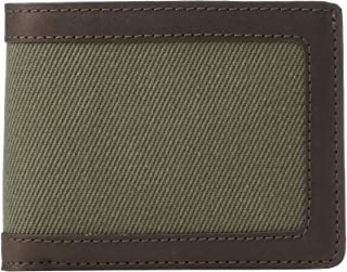 product image for Filson Unisex Leather Bi-fold Outfitter Wallet