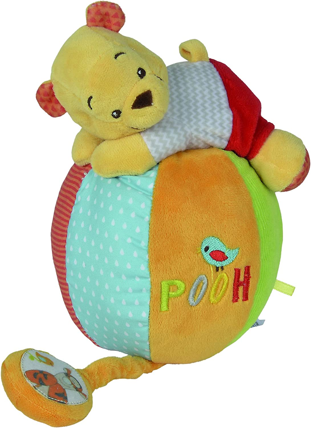 Disney juguete pelota musical Winnie Wonderland: Amazon.es: Bebé
