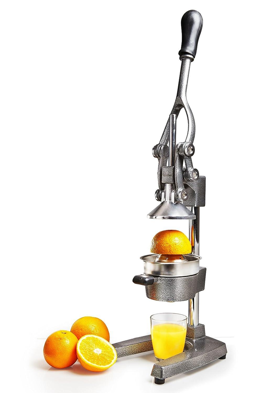 Edelstahl Zitruspresse Limettenpresse Zitronenpresse Saftpresse Obst Entsafter D