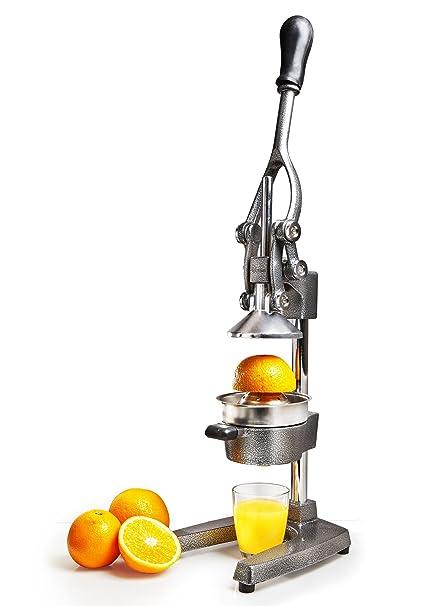 Lumaland exprimidor de fruta exprimidor de palanca profesional exprimidor de zumo a mano
