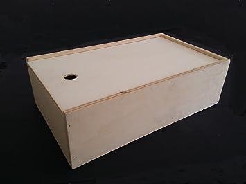 Caja de madera cajas de madera, packaging de madera Caja para botellas de vino en