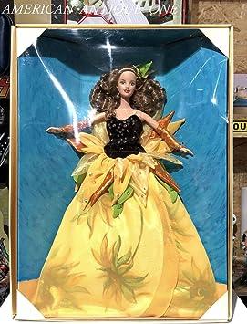 Barbie 1998 Sunflower Vincent Van Gogh: Amazon.es: Juguetes y juegos