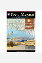 New Mexico Road & Recreation Atlas : 9th Edition (Benchmark Maps) Paperback