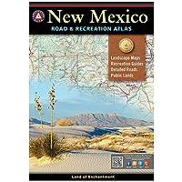 Benchmark Maps New Mexico Road & Recreation Atlas