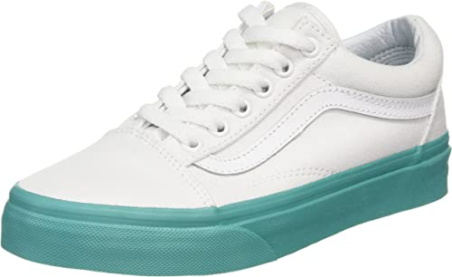 Vans Old Skool, Sneakers Basses Mixte Adulte
