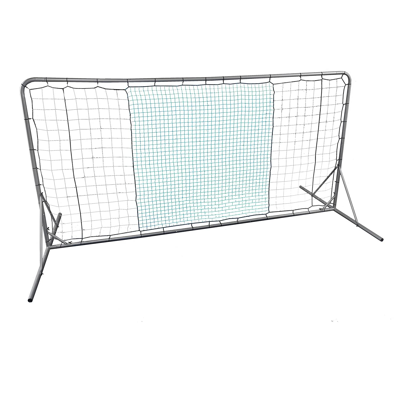 Crescendo Fitness Lionスポーツ12 x 6 Feet Soccer Rebounder B00COAQB66