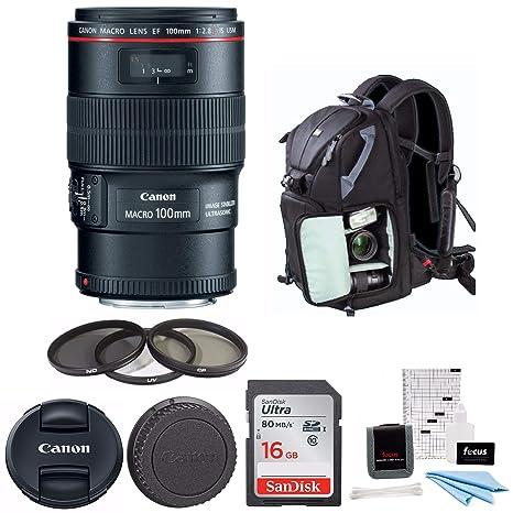 Review Focus Camera Canon EF