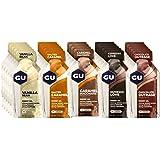 GU Energy Labs GU Energy Original Sports Assorted Indulgent Flavors Nutrition Gel, 24 Count