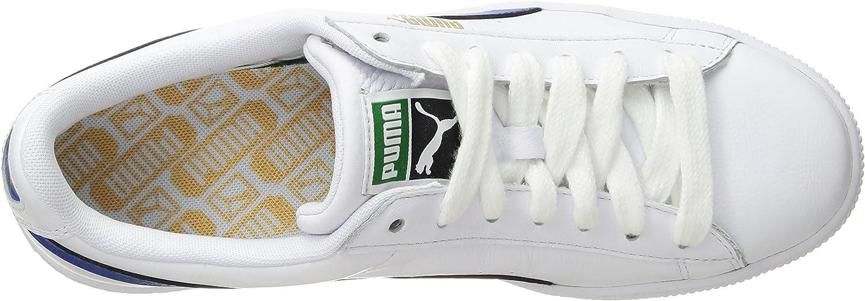PUMA Basket Classic LFS, Homme Puma White Turkish Sea