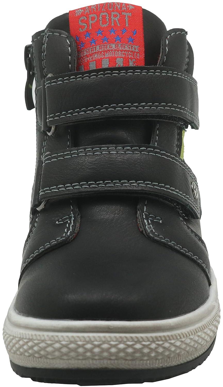 Little Kid Apakowa Kids Boys Casual Sneakers High Top Boots