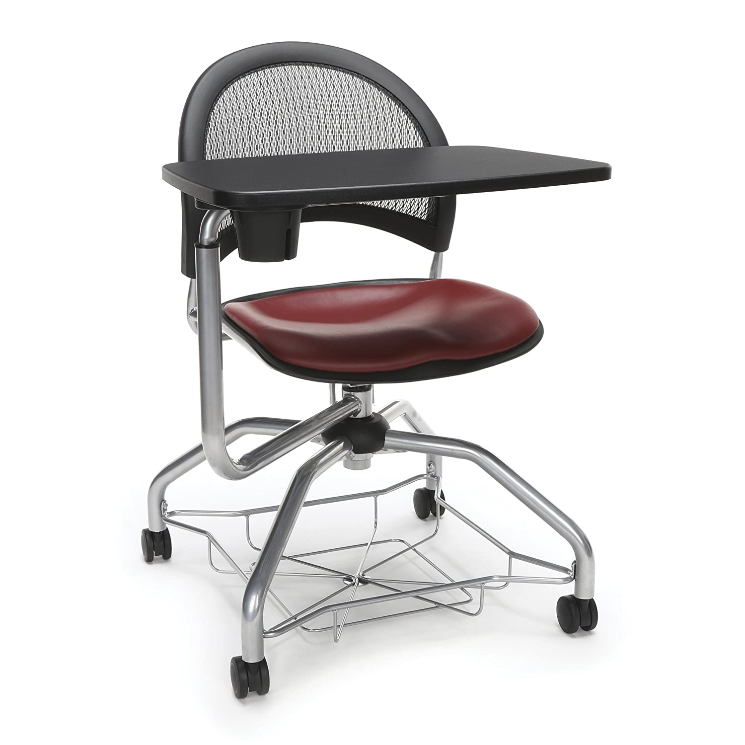 Amazon.com: OFM Moon Foresee Series Tablet Chair with Removable