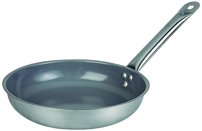 Lacor 51728 - Sartén Chef-Inox Ceram Antiadherente Tricapa, 28 cm: Amazon.es: Hogar