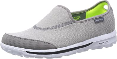 Skechers Performance Women's Go Walk Impress Memory Foam Slip On Walking Shoe