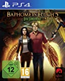 Koch Media Baphomets Fluch 5 Premium Edition PS4 PlayStation 4 German video game - Video Games (PlayStation 4, Adventure)