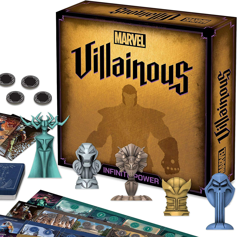 Ravensburger Marvel Villainous Infinite Power Strategy Board Game 31% OFF £23.99 @ Amazon