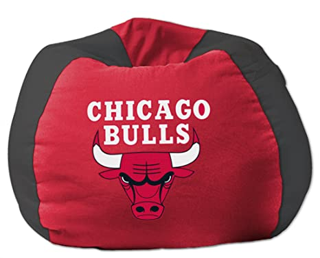 Terrific The Northwest Company Chicago Bulls Bean Bag Alphanode Cool Chair Designs And Ideas Alphanodeonline