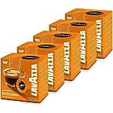 Lavazza A Modo Mio Delizioso 16 Coffee Capsules (Pack of 5)