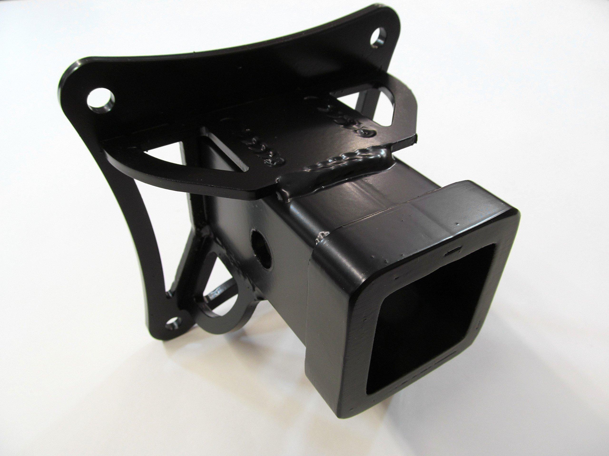 Polaris RZR XP 1000 bolt on reciever hitch by BoeschBuilt polaris Razor accessories