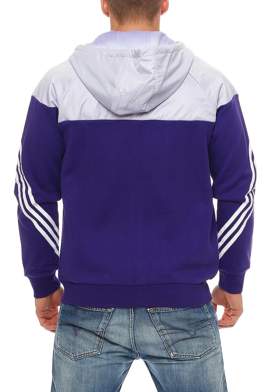 adidas Men TRG JKT, TC FZ Hoody Jacke Kapuze Herren S XL