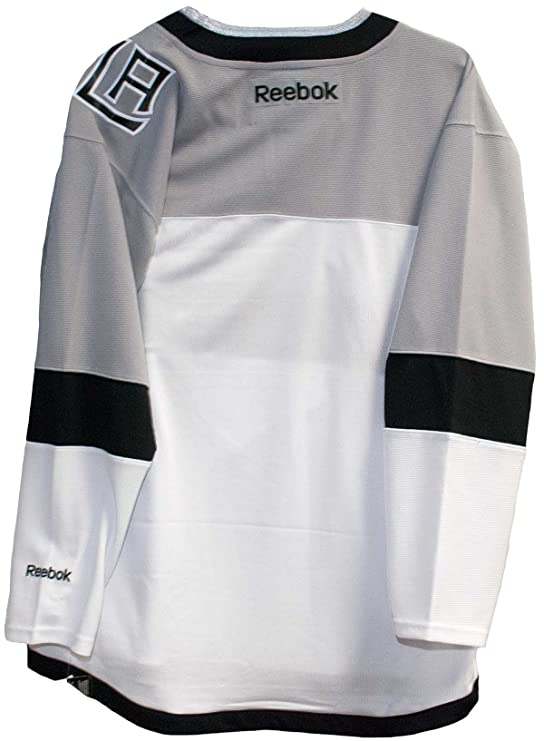 05a8d7364 ... sweden amazon reebok mens los angeles kings white 2015 stadium series  premier jersey small sports outdoors
