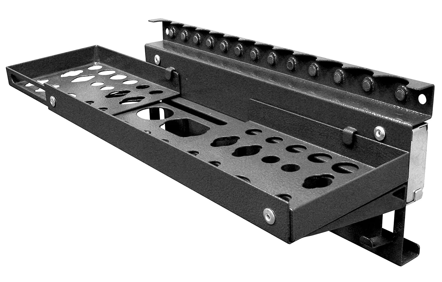 Black Steel Triton Products KTI-72465 MagClip Magnetic Multi-Function Tool Holder 20-Inch W by 5-Inch D by 4.75-Inch H