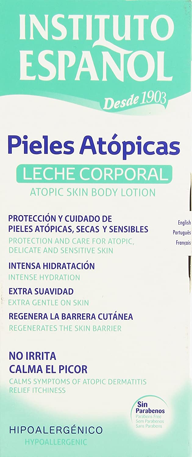 Instituto Español Pieles Atópicas Leche Corporal - 300 ml: Amazon.es: Amazon Pantry