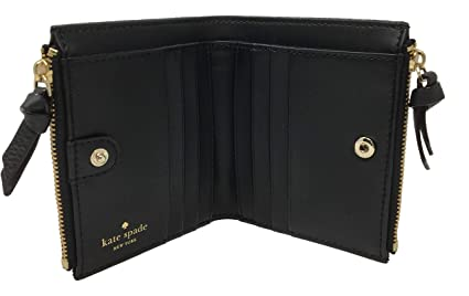 0ecbde62162f7 Kate Spade Larchmont Ave Exec Small Malea Black WLRU5040 at Amazon Women s  Clothing store