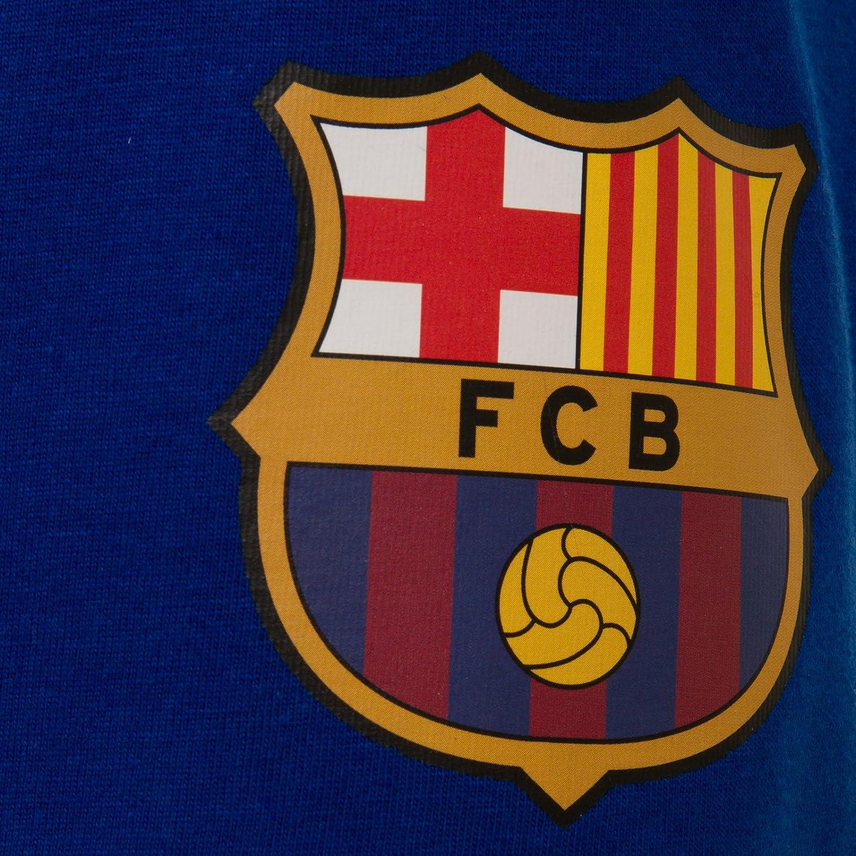 Pijama corto para ni/ño FC Barcelona Producto oficial