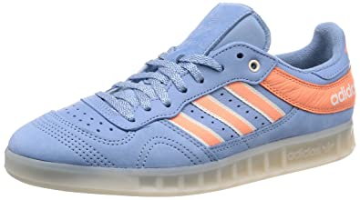 Handball Schuhe Oyster Sneaker Herren Adidas Blau Consortium Top 08nwOPk